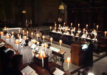 Evensong in the Quire